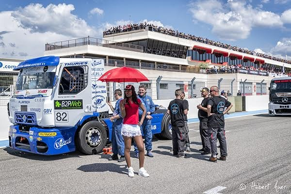 GRAND PRIX CAMION - PAUL RICARD 15 Mai 2016 - Photo Hubert AUER