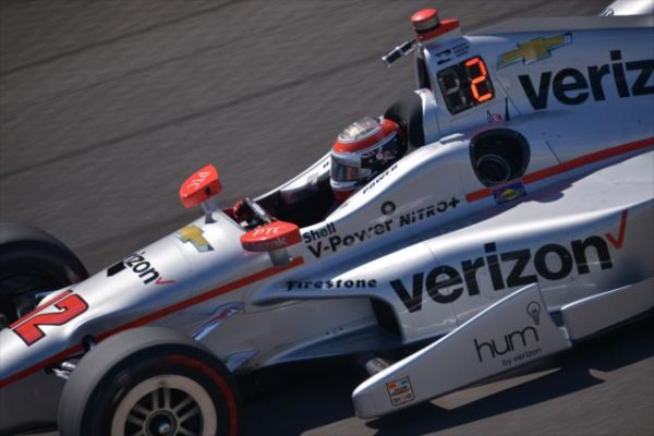 INDIANAPOLIS 500 2016 - WILL POWER