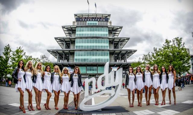 INDYCAE 2016  Aux 500 Miles a INDIANAPOLIS  les INGYGIRLS  6