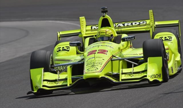 INDYCAR 2016 - GP INDIANAPOLIS -WILL POWER Team PENSKE ---