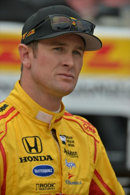INDYCAR-2016-INDY-500-RYAN-HUNTER-REAY-Portrait