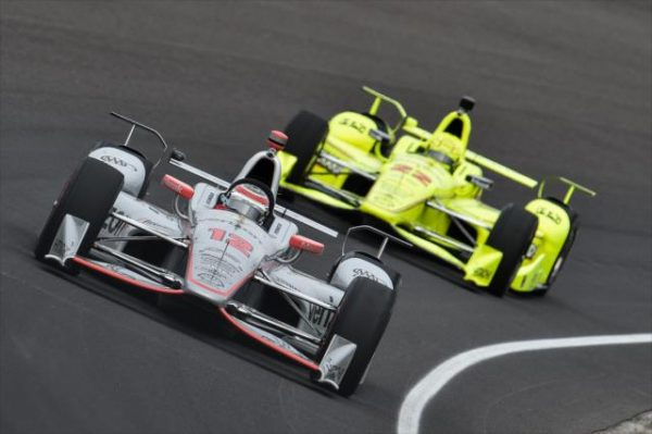 INDYCAR-2016-INDY-500-WILL-POWER-et-SIMON-PAGENAUD