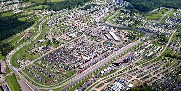 INDYCAR 2016  circuit de WATKINS GLEN