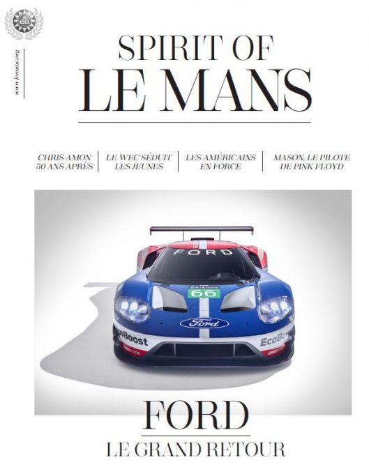 MAGAZINE SPIRIT OF LE MANS