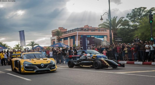 MARRAKECH 2016 -ROAD SHOW RENAULT