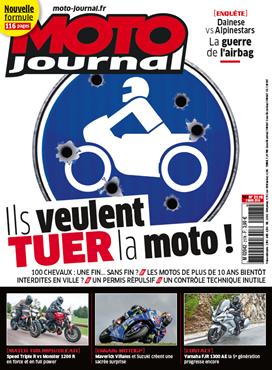 MOTO JOURNAL SPECIAL ILS VEULENT TUER LA MOTO