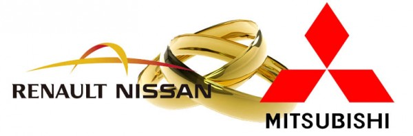 RENAULT NISSAN MITSUBISHO Nouvelle alliance logo