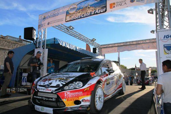 Rallye-dAntibes-2016-ERIC-BRUNSON-et-CEDRIC-MONDON-photo-Jean-François-THIRY