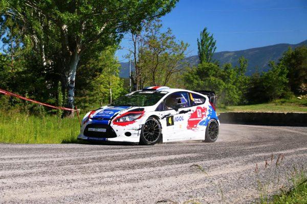 Rallye d'Antibes 2016 - LIONS Fiesta WRC - Photo Jean-François THIRY.