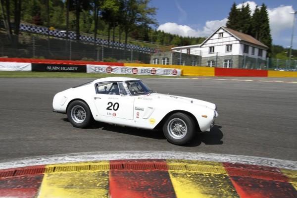 SPA-CLASSIC-2016-TROFEO-NOSTRO-ROSSO-FERRARI-250-GT-Berlinetta-de-1962-©-Manfred-GIET