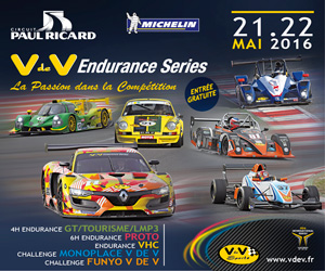 VdeV 2016 PAUL RiCARD 6 Affiche
