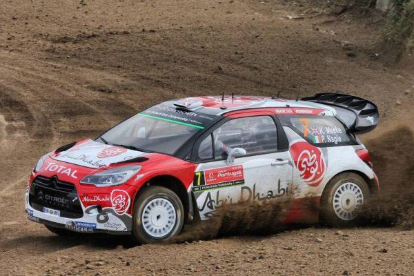 WRC-2016-PORTUGAL-Equipe-CITROEN-GROSSE-attack-pour-KRIS-MEEKE