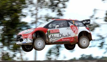 WRC 2016  PORTUGAL  Equipe CITROEN - KRIS MEEKE --