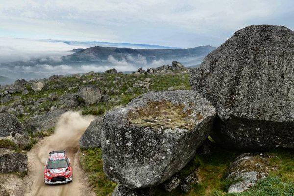 WRC-2016-PORTUGAL-KRIS-MEEKE-et-PAUL-NAGLE-les-vainqueurs-avec-la-DS3-CITROEN-le-22-Mai