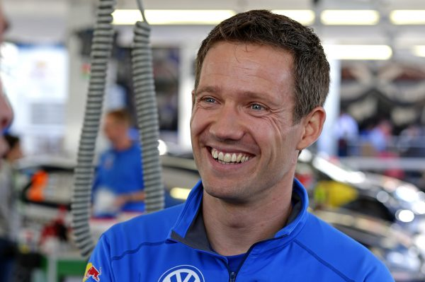 WRC 2016 PORTUGAL - Team VW POLO -SEB OGIER.