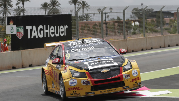 09 CORONEL Tom (ned) Chevrolet Cruze RML team Roal Motorsport action during the 2016 FIA WTCC World Touring Car Race of Morocco at Marrakech, from May 6 to 8  2016 - Photo Jean Michel Le Meur / DPPI.
