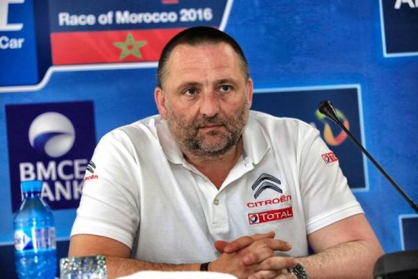 WTCC-2016-MARRAKECH-Equipe-CITROEN-Yves-MATTON