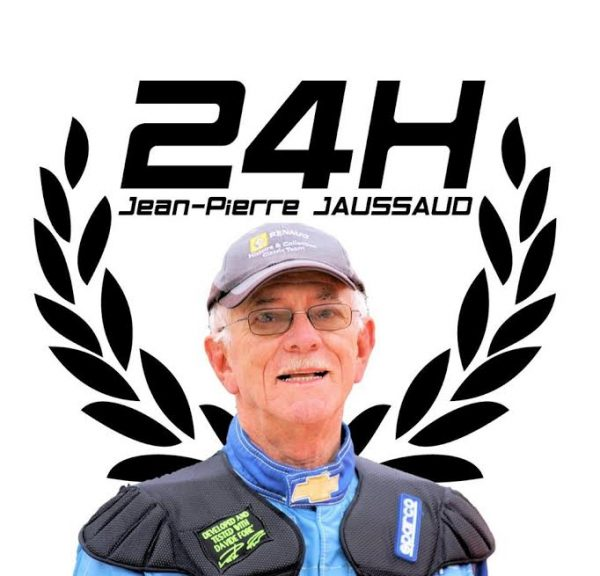 24 H KARTING JEAN PIERRE JAUSSAUD --