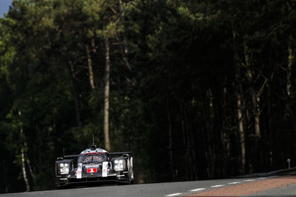 24 HEURES DU MANS 2016- Porsche 919 Hybrid N°1 -Timo Bernhard, Brendon Hartley, Mark Webber Photo Thierry COULIBALY