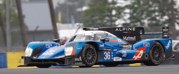 24 HEURES du MANS 2016 -ALPINE A 460 de LAPIERRE - RICHELMI - MENEZES- Photo Thierry COULIBALY