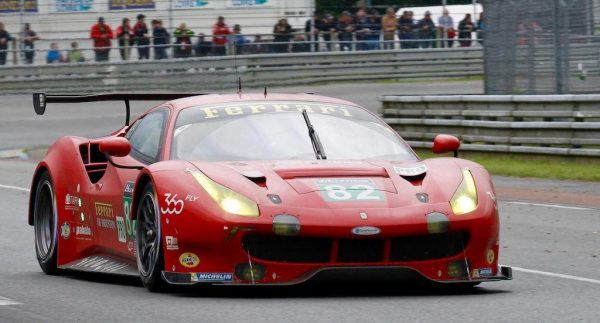 24 HEURES du MANS 2016 - FERRARI RISI N° 82 Photo Thierry COULIBALY.