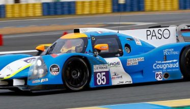 24 HEURES du MANS 2016 - LIGIER Equipe DC Racing de LAURENT et COUGNAUD - Photo Thierry COULIBALY