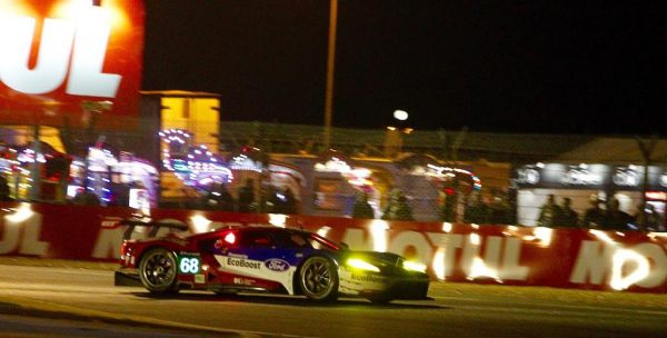 24 HEURES du MANS 2016 La FORD GT N°68 Photo Thierry COULIBALY.j