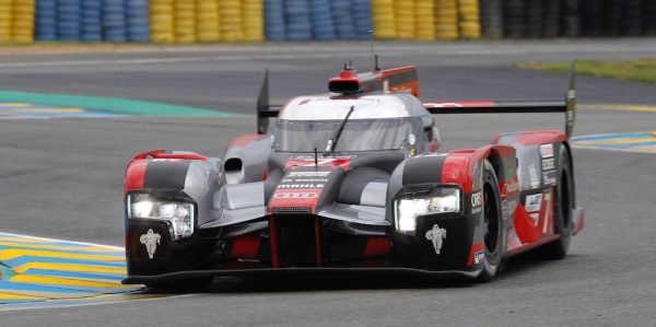 24 HEURES du MANS 2016 - Mercredi 15 Juin - AUDI N°7 de TRELUYER-FASSLER-LOTTERER - Photo Thierry COULIBALY