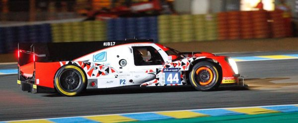24 HEURES du MANS 2016 -Romain DUMAS - Photo Thierry COULIBALY