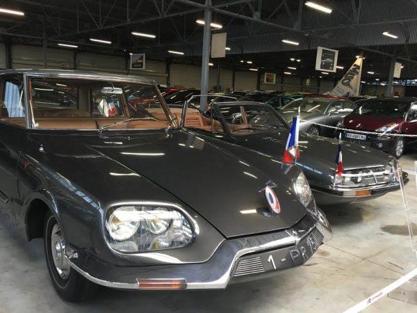 Conservatoire-CITROEN-DS-21-Présidentielle-carrosserie-CHAPRON-utilisée-par-le-Général-de-GAULLE-entre-1959-et-1969-et-Georges-POMPIDOY-de-1969-à-1974-Photo-Autonewsinfo