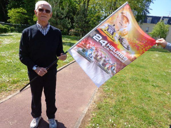 Jean Pierre JAUSSAUD toujours bon pied bon oeuil