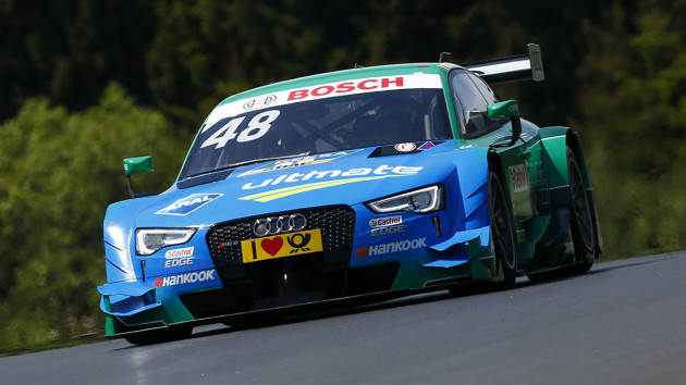 #48 Edoardo Mortara, Audi RS5 DTM