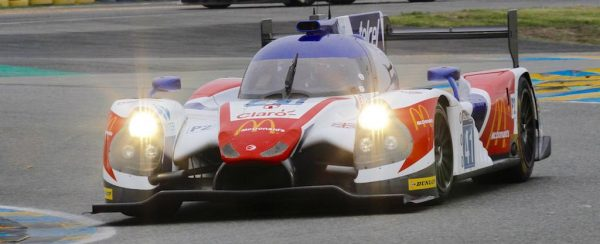 Essais 24 HEURES du MANS 2016 - ORECA 05 N°41 du Team GREAVES -Photo Thierry COULIBALY -
