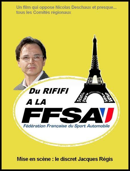 FFSA DU RIFIFI a la FEDERATION