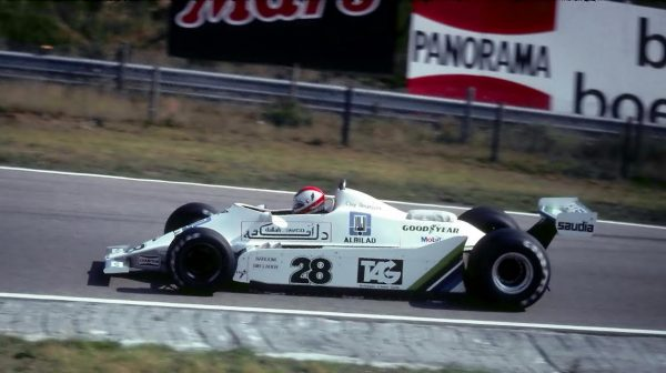 HEAD- Clay REGAZZONI-Zandvoort-1979-avec-une-pub-Barooma-BIN-LADEN-©-Manfred-GIET