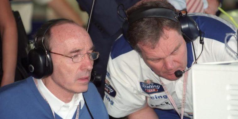 HEAD Patrick HEAD(à droite)avec Frank WILLIAMS-© Manfred GIET