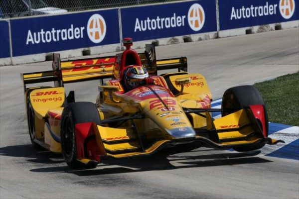 INDYCAR-2016-DETROIT-RYAN-HUNTER-REAY
