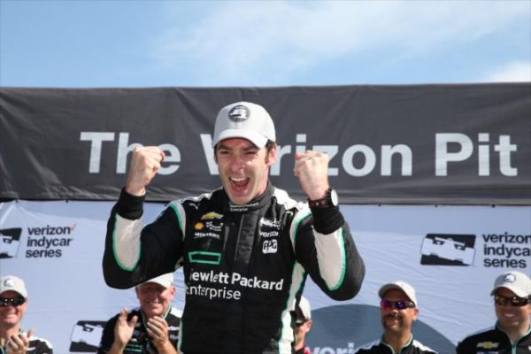 INDYCAR-2016-DETROIT-SIMON-PAGENAUD-en-pole