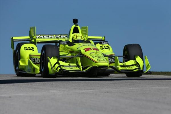 INDYCAR-2016-ELKHART-LAKE-SIMON-PAGENAUD-