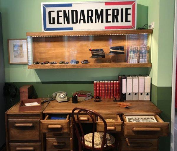 MUSEE DE LA GENDARMERIE ET DU CINEMA DE SAINT TROPEZ