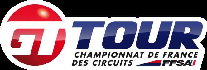 ORECA GT TOUR logo ---
