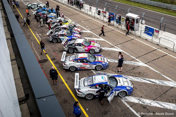 PORSCHE CUP 2016 ZANDVOORT -Les concurrents - Photo Alexis GOURE