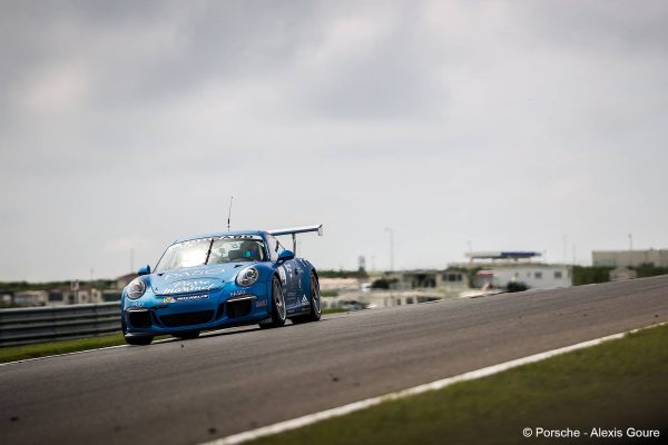 PORSCHE CUP 2016 ZANDVOORT - THOMAS LAURENT - Photo Alexis GOURE