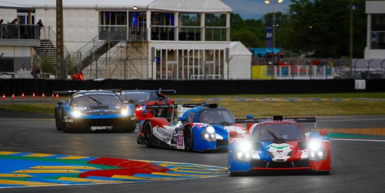 ROAD TO LE MANS 2016  -  - Photo Thierry COULIBALY