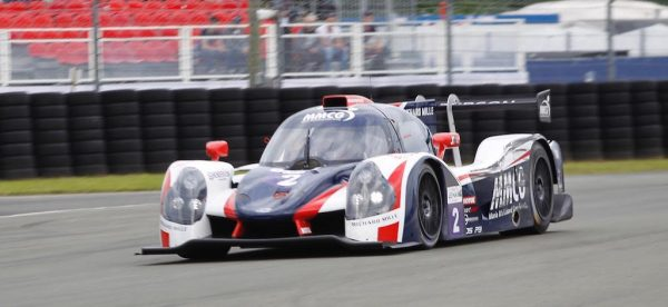 ROAD-TO-LE-MANS-La-LIGIER-du-Team-UNITED-Autosport-de-Martin-BRUNDLE-et-Christian-ENGLAND-Photo-Thierry-COULIBALY.