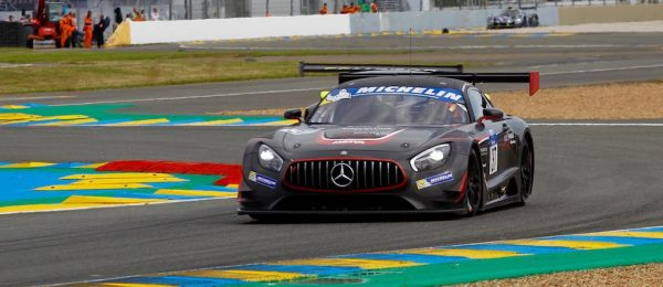 ROAD-TO-LE-MANS-La-MERCEDES-AMG-GT3-de-léquipe-IDEC-de-Patrice-et-Paul-LAFARGUE-Photo-Thierry-COULIBALY.
