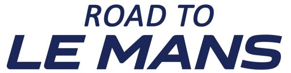 ROAD TO LE MANS logo