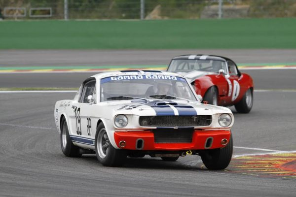 SPA-SUMMER-CLASSIC-2016-Une-superbe-MUSTANG-Photo-Publiracing