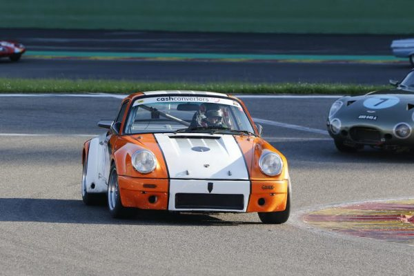 Spa-Summer-Classic-Endurance-3-Heures-la-Porsche-de-Martinez-Fuster-3èmes-©-Manfred-GIET.