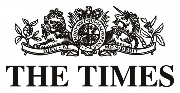 THE  TIMES LOGO -